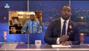 Video: Naija Comedy News With Okey Bakassi on Channels TV (Starr. Atiku)